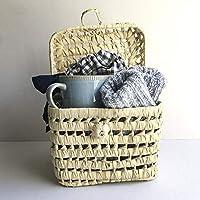 CESTA REGALO Casa, descanso y relax. Regalos personalizados con mucho mimo. Taza, calcetines de algodón y bolsa de merienda. Regalos perfecto para navidad.