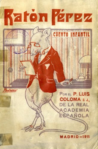 Ratón Pérez ilustrado