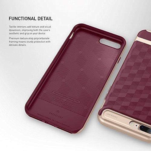 coque iphone 7 plus fine géométrique