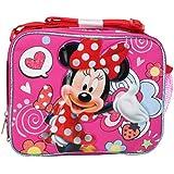 Disney Minnie Mouse Soft Lunch Kit Box Bag