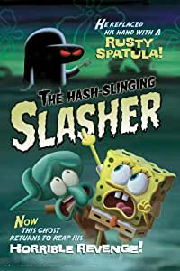 Spongebob Squarepants The Hash Slinging Slasher 20 X 30