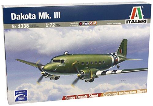 Italeri 510001338 - 1:72 Dakota Mk. III Modellflugzeug