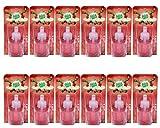 12x Fresh&More Nachfüllflakons Passend für E-Duftstecker Zimt&Bratapfel, 19ml
