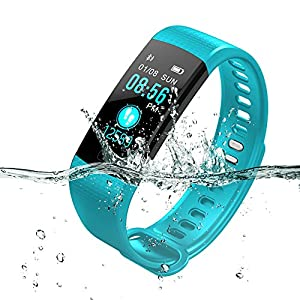 YILON Pulsera Actividad Fitness Tracker Pulsera Inteligente Reloj Fitness Podómetro Monitor de Ritmo cardíaco IP67… 7