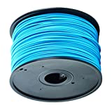 #3: MakerBot 3D Printer Filament, PLA 1.75 mm, Sky Blue 1KG