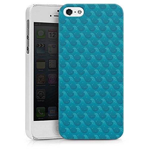 Apple iPhone X Silikon Hülle Case Schutzhülle Wellen Meer Urlaub Hard Case weiß