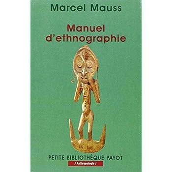 Manuel d'ethnographie