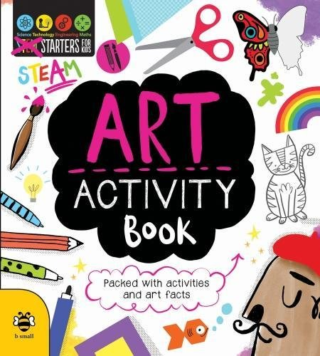 Art Activity Book (STEM Starters for Kids)