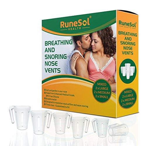 Dispositivos antirronquidos mixtos - Dilatador nasal