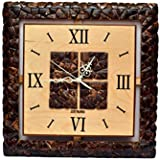 [Sponsored]KavyaFashion 17 Inch Big Wall Clock For Living Room / Office, Antique Look In Wooden