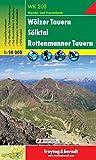 Freytag Berndt Wanderkarten, WK 203, Wölzer Tauern - Sölktal - Rottenmanner Tauern - Maßstab 1:50 000