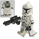 Custom Brick Design CBD Clone Trooper der Gar V.1 Figur Gefertigt aus Custom & Lego Star Wars Teilen
