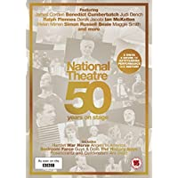 National Theatre Live: 50 Years on Stage [DVD] [2015] by Benedict Cumberbatch