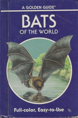 bats-of-the-world-103-species-in-full-color-a-golden-guide-by-gary-l-graham-1994-10-01