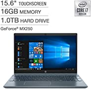 "2020 Newest HP Pavilion 15"" FullHD Home + Business Laptop,15.6"" Touchscreen Laptop - 10th Gen Intel"