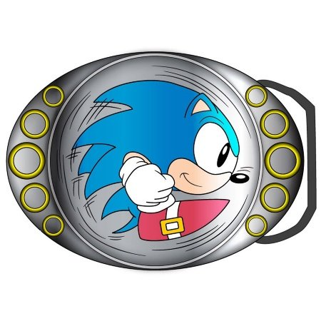 sonic-running-sonic-buckle