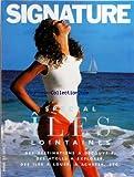 SIGNATURE [No 253] du 01/04/1992 - SPECIAL ILES LOINTAINES - DES ATOLLS A EXPLORER - DES ILES A LOUER - A ACHETER - CESAR - JE SUIS UN FAINEANT BESOGNEUX - PH. VINDRY - UN HOMME EN DIOR - D. TRIBOUILLARD - GILLES FUCHS - RICCI - UNE FRANCAISE AUX BAH