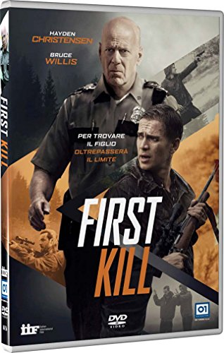 Dvd - First Kill (1 DVD)