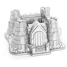 Nordic Ware - 57724 - Molde de repostería con forma de castillo
