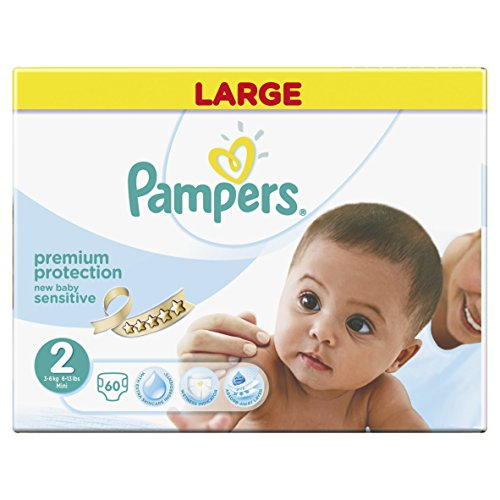 Pampers New Baby Sensitive Pants