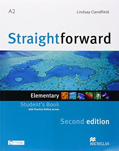 Straightforward Elementary Level: Student's Book + Webcode by Philip Kerr (2012-01-03)