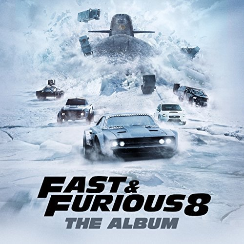 Fast and furious 8 : the album, soundtrack
