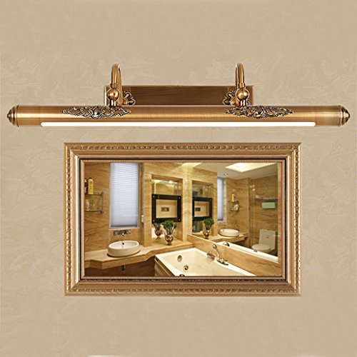 las luces del espejo estadounidenses LED luces del espejo Frente Conti