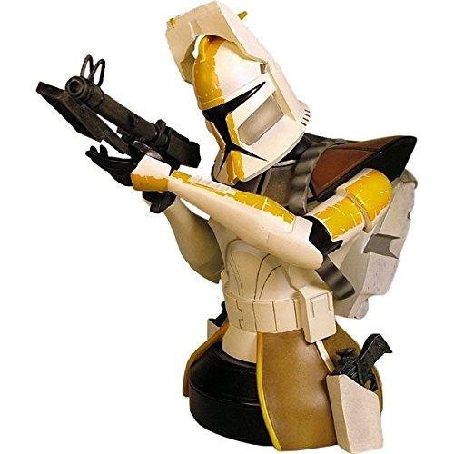 Star Wars Clone Wars - Commander Bly Mini Bust