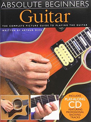Absolute Beginners: Guitar - Book One (Book, CD): Noten, Lehrmaterial, Bundle, CD für Gitarre