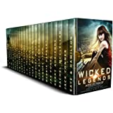 Wicked Legends: A Dystopian Paranormal Romance and Urban Fantasy Collection (English Edition)