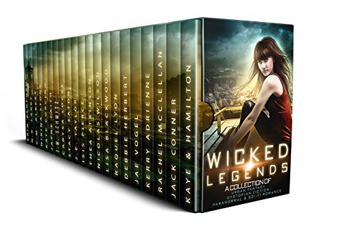 wicked-legends-second-edition-english-edition