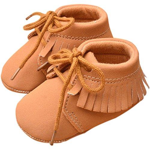 Etrack-Online , Baby Jungen Lauflernschuhe khaki 12 - 18 Monate khaki