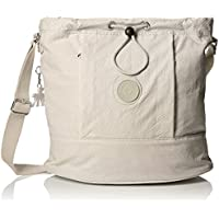 Kipling Womens Dalila Bpc Cross-Body Bag - Beige (Dots Cream)