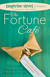 The Fortune Cafe (A Tangerine Street Romance Book 1) (English Edition)