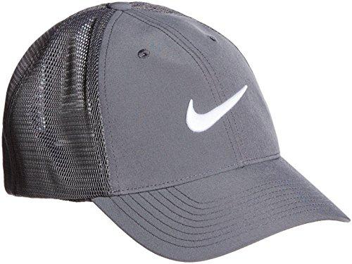 Nike Legacy91 Tour Mesh - Berretto da uomo grigio/bianco De Italia SYrbO87P
