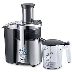 Tefal Easy Fruit 800-Watt Juice Extractor (Metallic Grey)