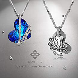 Acheter Kami Idea Collier pour Femme Venise Amour... en ligne