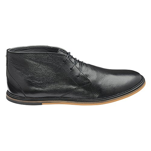 Frank Wright Walker, Bottes Classiques homme Black Leather