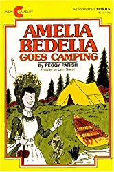 Amelia Bedelia Goes Camping by Peggy Parish (1989-10-01)