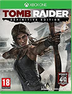 XBox One - Tomb Raider: Definitive Edition (Gioco + Artbook) [Edizione Inghilterra]