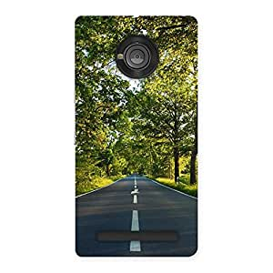 Neo World Real World Back Case Cover for Yu Yuphoria