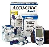 Accu-Chek 377-MMOL Aviva Blutzuckermeßgerät Set mmol/dl