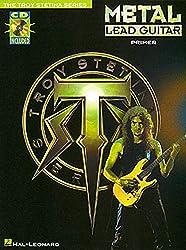 Metal Lead Guitar Primer Tab Book/Cd (Troy Stetina)
