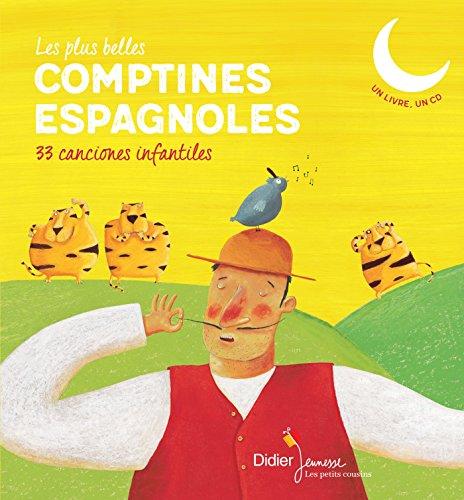 Les Plus Belles Comptines espagnoles - édition 2018