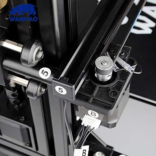D9 MK 2 (500) 3D-Drucker Duplizierer 9 Mark 2 II Großformat Druckgröße 500mm Monster-Größe, BL Touch Leveling, Live-Z-Abstimmung - 5