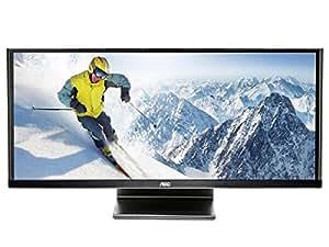 AOC Q2963PM 29 inch Ultrawide IPS LED Monitor (21:9, 2560x1080, 6ms, UWHD)