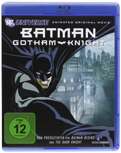 Batman - Gotham Knight [Blu-ray]
