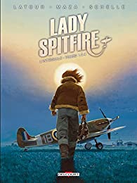 Lady Spitfire - Intégrale, tome 1 (1-4) par Sébastien Latour