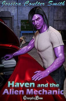 Haven and the Alien Mechanic (Intergalactic Brides 13) by [Smith, Jessica Coulter]