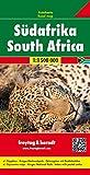 Südafrika, Autokarte Maßstab 1:1.500.000, freytag & berndt Auto + Freizeitkarten - Freytag-Berndt und Artaria KG